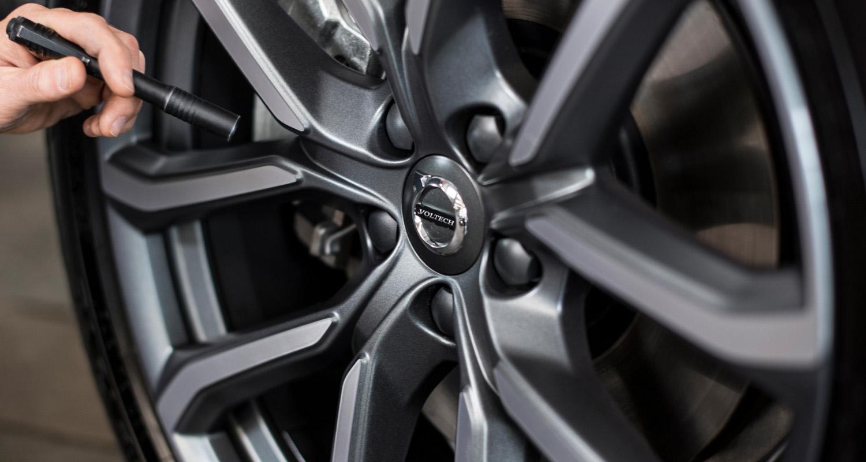 lease car servicing volvo garage glasgow